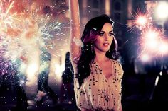 PRESS PLAY ▶ Katy Perry - ♬ 'Cause baby you're a firework ♬