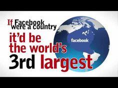 Update of the Social Media Revolution video for 2012. Nice video to show social media skeptics.