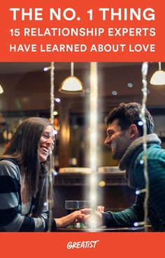 """From our eighth-grade romance to our most recent breakup drama, """"love isn't easy"""" is a life lesson we know all too well #relationships #love http://greatist.com/play/best-relationship-advice"""