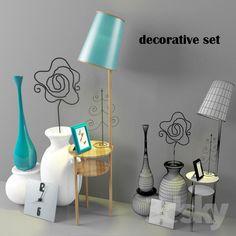 Decorativ set