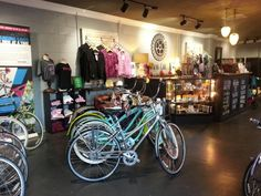 Pedal Chic - West End - Greenville, SC