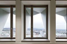 Grundinstandsetzung und Erweiterung des Hochhauses C10, Hochschule Darmstadt
