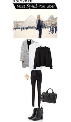 """""""Most Stylish YouTuber"""" by sandra99911d on Polyvore"""