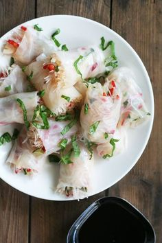 Rice Paper Rolls by entertaininganytime #Spring_Rolls #Healthy #Light
