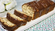 Plum Cake, Banana Bread, Coffee Cake, Ricotta, Yogurt, Muffin, Baking, Desserts, Recipes