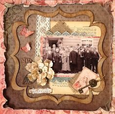 Family Vintage - ** Scraps of Elegance ** - Scrapbook.com