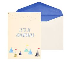 GREETING CARD ADVENTURERS: SWEET