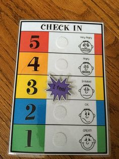 Mrs. Jackson's Kinders: Calm Down Kit  I revamped it to fit my prek kids!