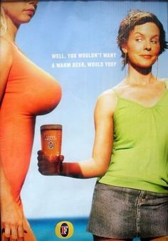 10 Beer Ads That Are Supremely Absurd - wittyvine