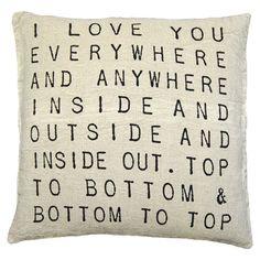 I Love You Everywhere