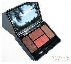 Guerlain 14 Les Fauves 4 Ecrin Couleurs Palette from Fall 2012 ~ Swatches, Photos, Review |Perilously Pale