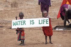 Clean water for everyone.