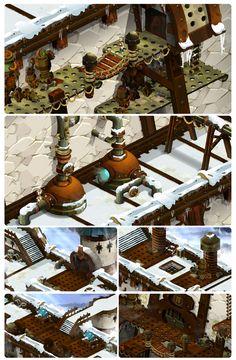 Frigost chapitre 3 : Muraille de Sylargh