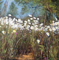 margeriten Buy Prints, Oil Painting On Canvas, Saatchi Art, Artist, Flowers, Plants, Austria, S Pic, Pictures