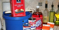 How to make Big Red Ice Cream..... I had posted this over on my everyday blog, Made in Heaven , but I wanted to get it on This one so All m...
