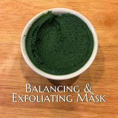 Balancing & Exfoliating Mask