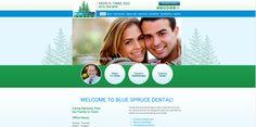 #sesamewebdesign #psds #dental #responsive #green #blue #texture #gradient #topnav #top-nav #full-width #fullwidth #circles #sans #sticky #parallax