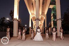 Infinity Brides | Bridal Party | The Bridge Building Wedding