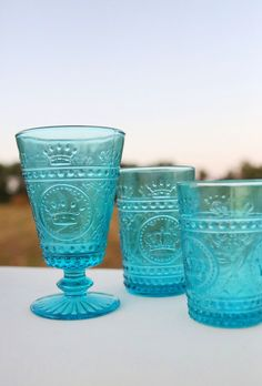 Search results for: 'home kitchen turquoise ophelia glassware' - Junk GYpSy co. Gypsy Kitchen, Kitchen Redo, Kitchen Ware, Junk Gypsies Decor, Turquoise Cabinets, Deco Boheme, Mason Jar Wine Glass, Vintage Turquoise, Humble Abode