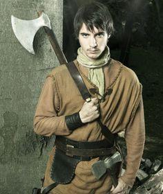 BBC Robin Hood - Will Scarlett