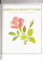 "Gallery.ru / Orlanda - Альбом ""U.S.State Flowers in Counted Cross-Stitch"""