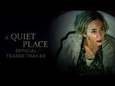 A Quiet Place (2018) - Teaser - Emily Blunt, John Krasinski | Horory | Trailery