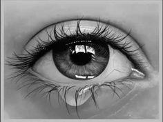 ▶ Desenho de Olho Hiper-realista - Hyper-realistic eye drawing - YouTube