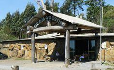 Fachada do Gramado Zoo, Gramado (RS)