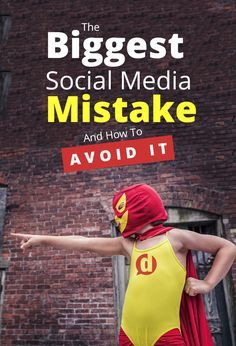 Working to grow your audience online? Don't make this fateful social media mistake! It could spell disaster!  https://dustn.tv/the-biggest-social-media-mistake-and-how-to-avoid-it/?utm_campaign=coschedule&utm_source=pinterest&utm_medium=Dustin%20W.%20Stout&utm_content=The%20Biggest%20Social%20Media%20Mistake%20%28And%20How%20to%20Avoid%20It%29