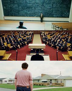 A Serious Man, 2009 (Ethan Coen, Joel Coen). DoP Roger Deakins.