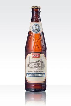 TheBestPackaging.ru – Золотая Бочка Шаболовское – пиво от Свое Мнение