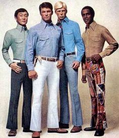 1960s Mens Fashion | Fashion Voyage
