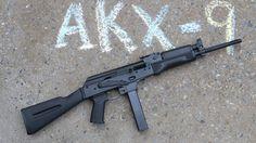 DA AKX-9