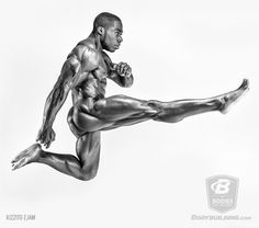 Kizzito Ejam ll Bodies of Work: gallery showcases the human form at its absolute fittest. It's an inspirational collection of physique photos that will push you to become your best self.