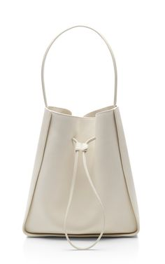 Soleil Large Bucket Drawstring In Off White by 3.1 Phillip Lim for Preorder  on Moda Operandi 35ec87e22a106