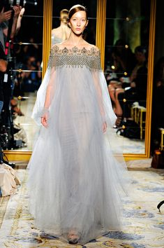 Marchesa Spring 2012 Collection, Fashion Week New York.