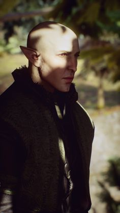 Solas, Dragon Age Inquisition