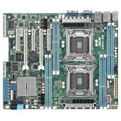 Asus Z9PA-D8 Server Motherboard - Intel C602-A Chipset - Socket R LGA #Z9PA-D8