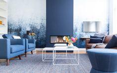 De blauwe woonkamer van Jochem en Danny uit aflevering 6, seizoen 3 | Weer verliefd op je huis | Make-over door: Wendy Verhaegh | Fotografie Barbara Kieboom