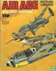 air ace comics - Google Search
