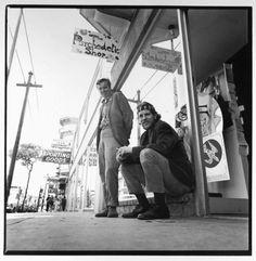 Street scene, Haight Ashbury (1967) Herb Greene, photog. Ohio to San Francisco series
