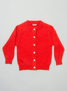 Couverture and The Garbstore - Childrens - Makie - Cashmere Cardigan