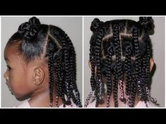 Easy 3-5 Days Leave-in Hairstyle | Sekora Designed Mommy Fail - YouTube