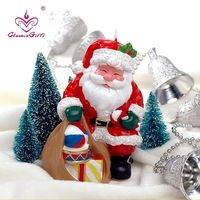 Merry Christmas Santa Candle Christmas Party gift children favors present…