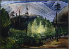 Emily Carr-New Growth