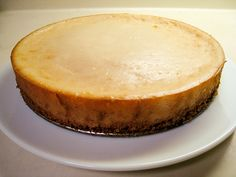 Classic Vegan Cheesecake - Veganbaking.net - Recipes, desserts and tips