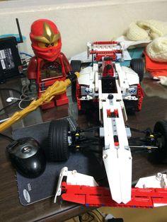 LEGO F1 GRAND PRIX MACHINE