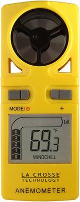 La Crosse Handheld Anemometer