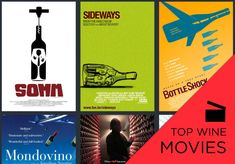 Top Wine Movies by WineFolly