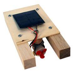 KidWind Solar Boat Science Kit